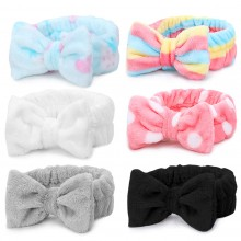 Fleece Bow Hairband