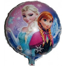 Frozen Elsa Birthday Foil Balloon