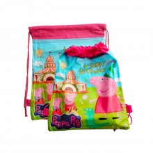 Sack Bag - Peppa Pig