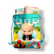 Sack Bag - Boss Baby