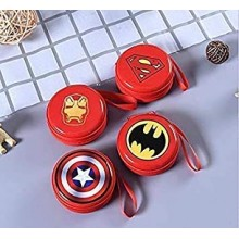 Avenger Metal Tin Case Pouch