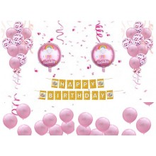 Princess Party Supply Combo (25 Pieces)