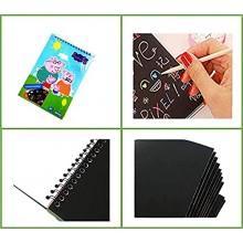 Scratch Note Book-Peppa Pig Theme