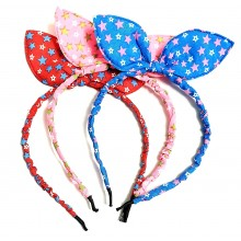 Rabbit Ears Bow Hair band