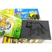 Magic Book - Moving Images