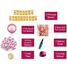 Princess Grand Party Supply Combo (38 Pieces)
