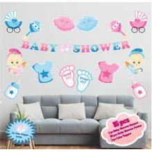 Baby Shower-16 Pcs Set
