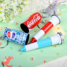 Soda Can Pen Keychain