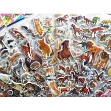 Assorted Animal Sticker