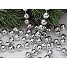 Silver beads