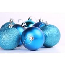 Blue Ball Set of 27