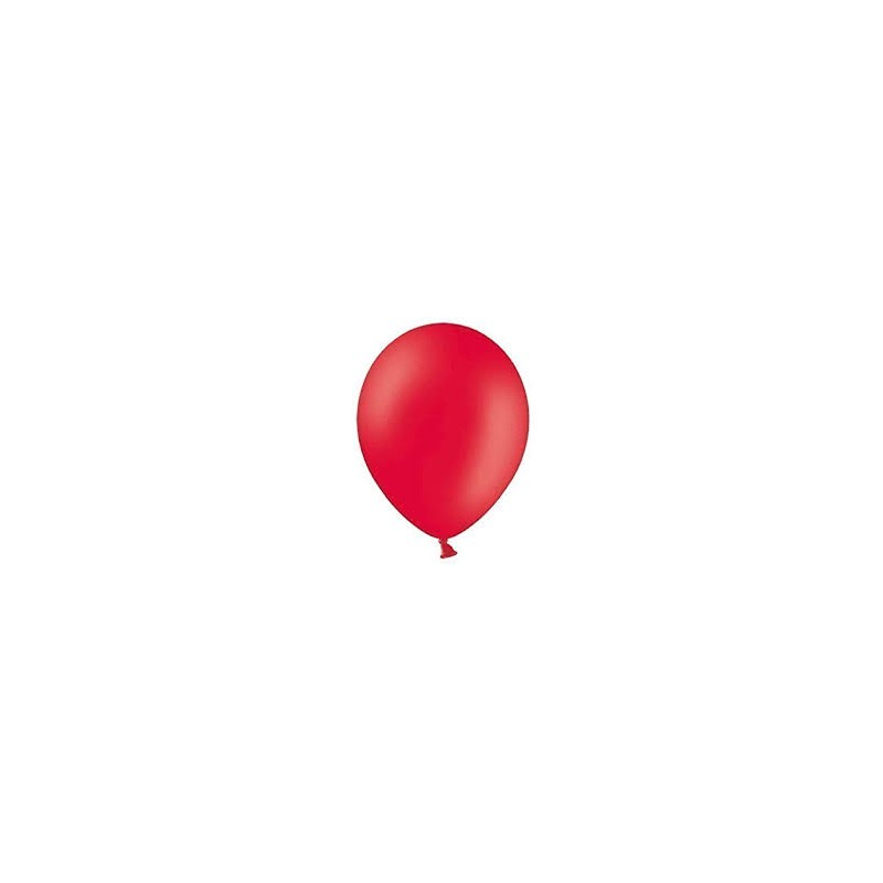Red Large Balloon - 35 Pieces