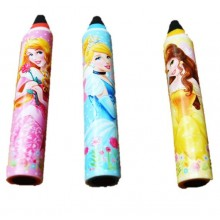 Pencil Shape Eraser - Princess