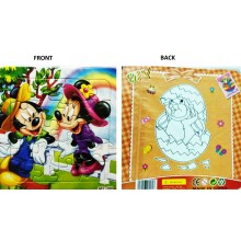 Mickey Jigsaw Puzzle