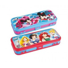 Dual Sided Pencil box - Girls