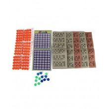 Board Game: Little Housie 3 IN 1