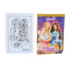 Mini Colouring Book
