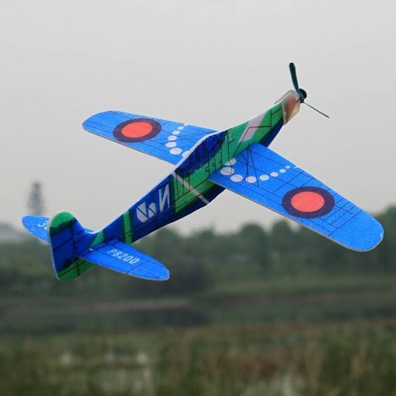 Foam Glider Plane DIY