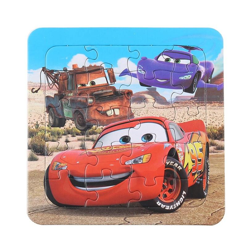 Cars Jigsaw