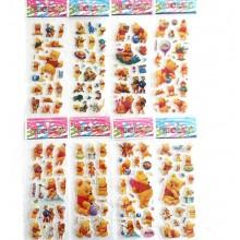 Pooh Sticker