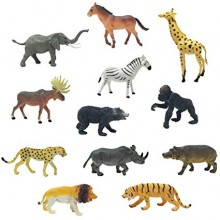 Animal Model Toy Set