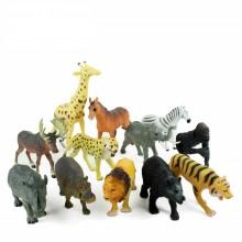 Animal Model Toy Set