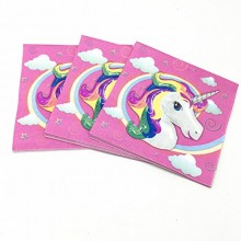 Unicorn Tissue Napkins