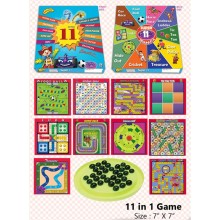 Board Game 11 in 1