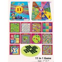 Board Game 11 in 1