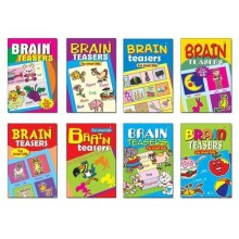 Book: Brain Teaser Book