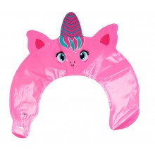 Pink Headband Foil Balloon - Unicorn (Set of 10)