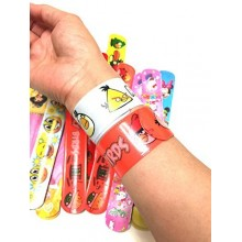 Chinese Slap Band (Set of 10)