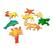 Magic Expand in Water Toy Animal ( Set of 20)