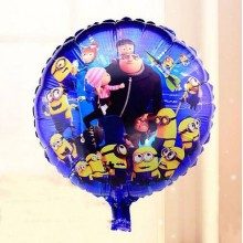 Minion Foil Balloon (Round)