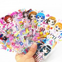 Pretty Girls Stickers (Set of 10)