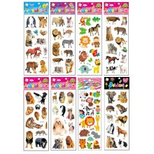 Assorted Animal Sticker
