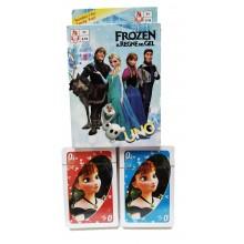 Frozen Elsa UNO Cards