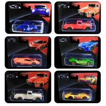 Die Cast Metal Vehicle Toy (Set of 5)