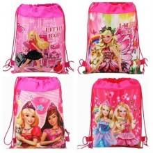 Sack Bag - Princess/Barbie (Set of 10)