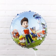 Paw Patrol theme Birthday Foil Balloon