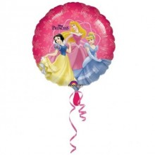 Princess Birthday Foil Balloon