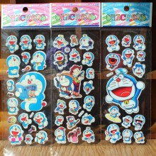 3D Stickers-Doremon
