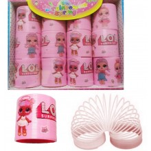Lol Girls Spring Toy (Set of 12)