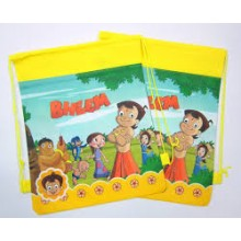 Sack Bag - Chota Bheem Theme