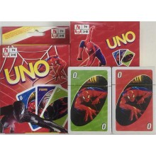 Spiderman UNO Cards