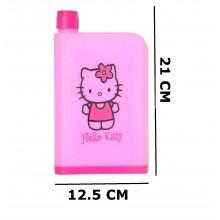 Hello Kitty Portable Notebook water bottle