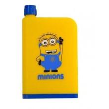 Minion Notebook Water Bottle