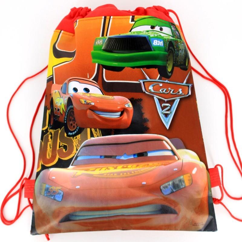 Cars Sack Bag
