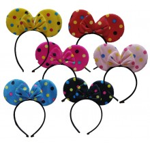 Minnie Mouse Hair Band