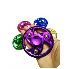 Super Speed Chrome Spinner (Set of 10)